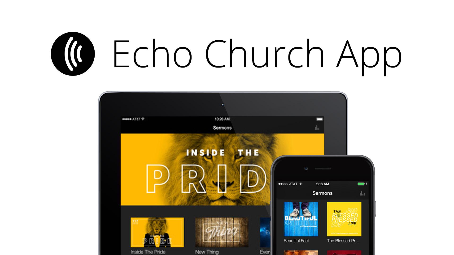 Echo-Church-App