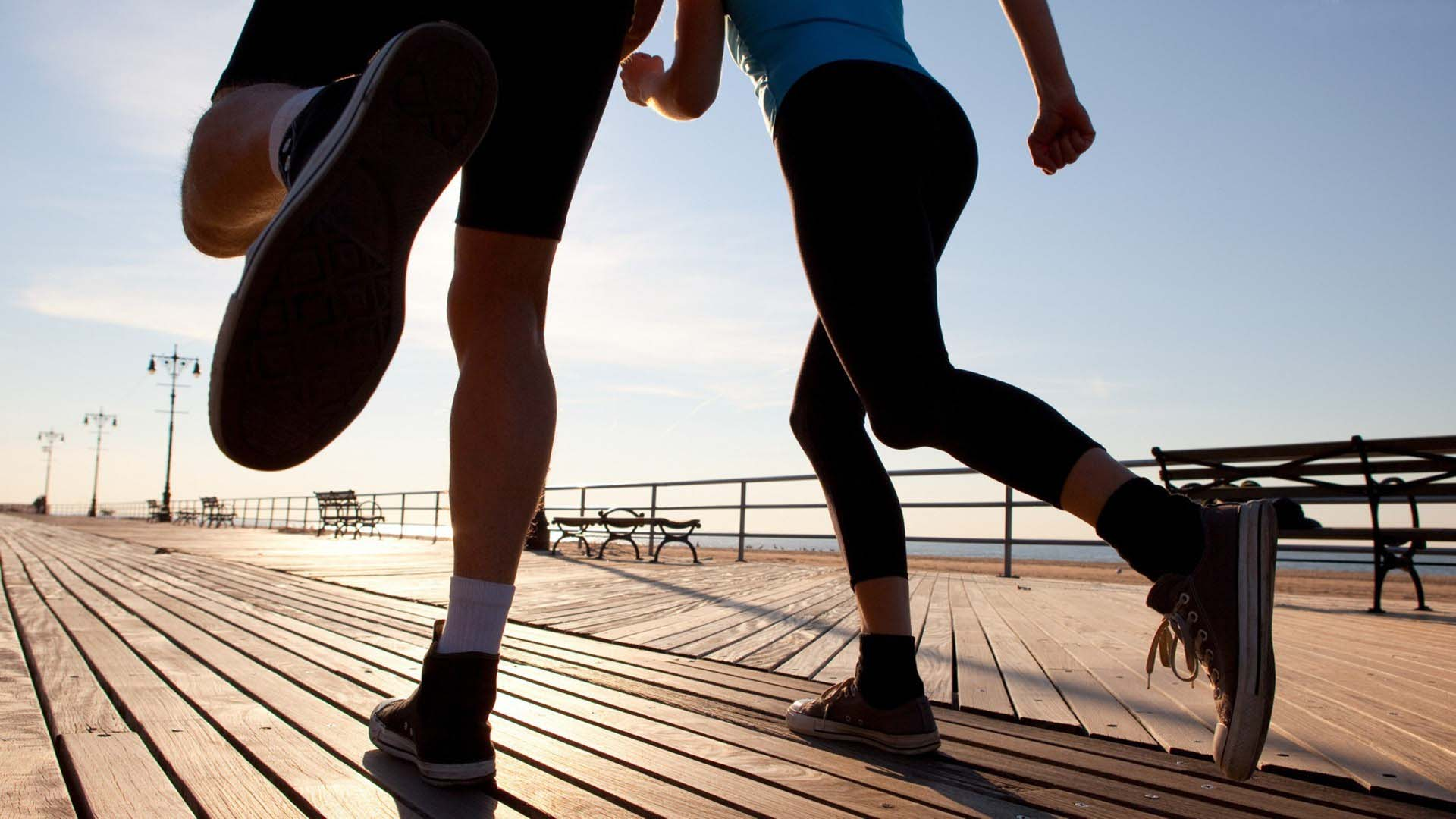 Jogging Exercise Wallpaper Daily Devotion